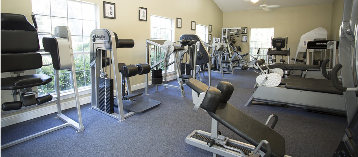 Bay Breeze Apartments Fitness Center