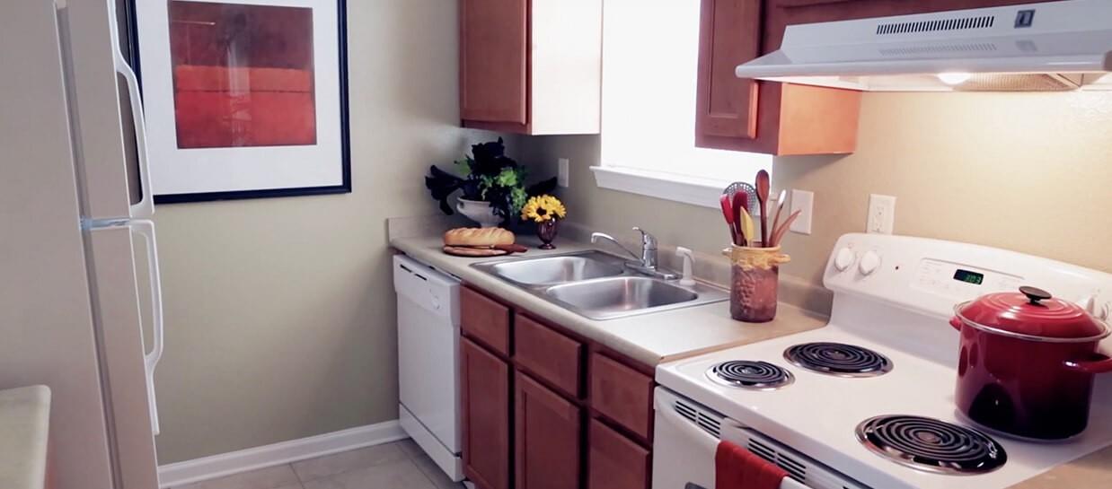 Bay Breeze kitchen