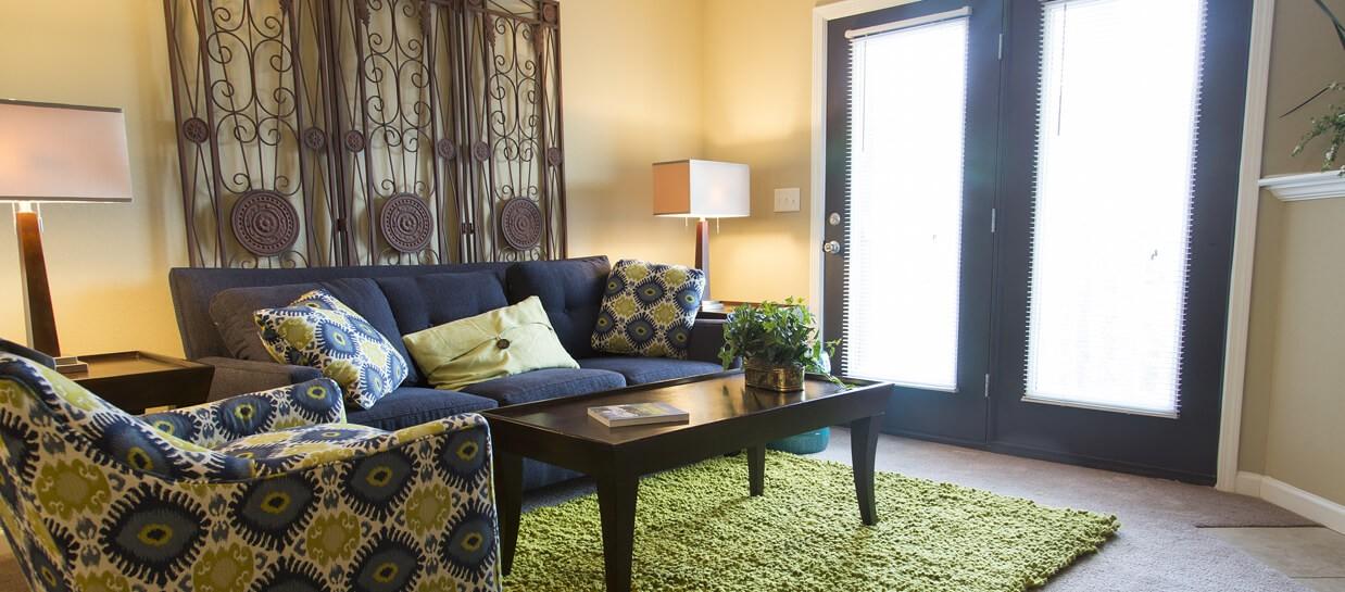 Bay Breeze living room