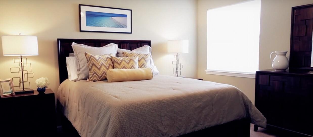 Furnished-Bedroom